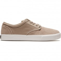 Supra Chino Shoes - Vintage Khaki/White