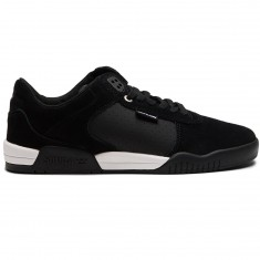 Supra Ellington Shoes - Black/White/Black