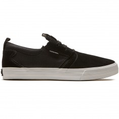 Supra Flow Shoes - Black/Black Denim