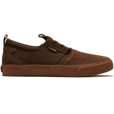 Supra Flow Shoes - Demitasse/Gum
