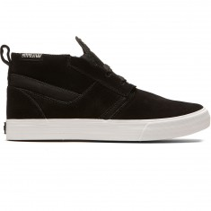 Supra Kensington Shoes - Black/White