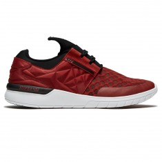 Supra Flow Run Evo Shoes - Cayenne/White