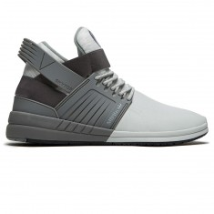 Supra Skytop V Shoes - Grey/Light Grey