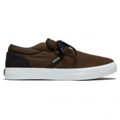 Supra Cuba Shoes - Demitasse/Black/White