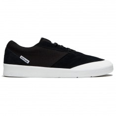 Supra Shifter Shoes - Black/White/White