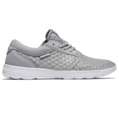 Supra Hammer Run Shoes - Light Grey/White