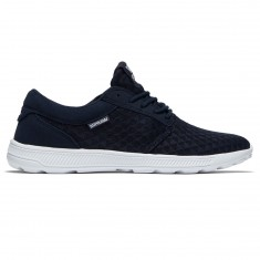 Supra Hammer Run Shoes - Navy/Light Grey/White
