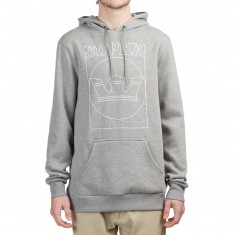 Supra Lines T-Shirt - Grey Heather