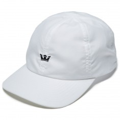 Supra Crown Runner Hat - White