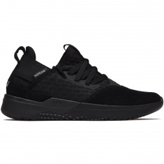 Supra Titanium Shoes - Black/Black