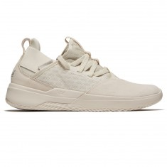 Supra Titanium Shoes - Off White/Off White
