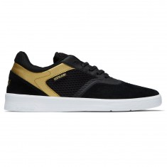 Supra Saint Shoes - Black/Gold/White