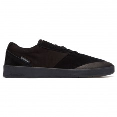 Supra Shifter Shoes - Black/Black