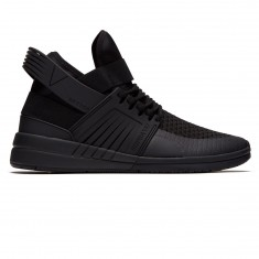 Supra Skytop V Shoes - Black/Black