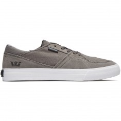 Supra Melrose Shoes - Grey/White