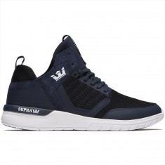 Supra Method Shoes - Navy/Black/White