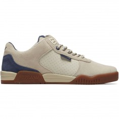 Supra Ellington Shoes - Bone/Indigo/White