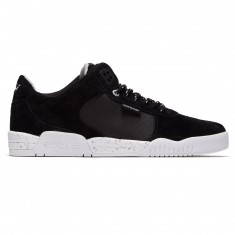Supra Ellington Shoes - Black/Light Grey/White