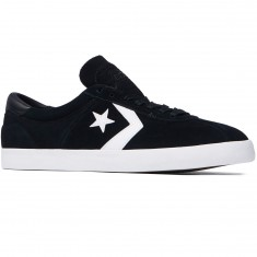 Converse Breakpoint Pro OX Shoes - Suede Black/White/Black