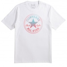 Converse Heat Map Chuckpatch T-Shirt - White