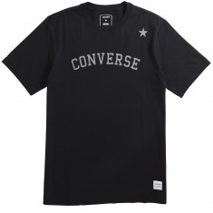 Converse Essential Reflective Star T-Shirt - Black