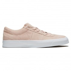 Converse One Star CC Ox Oiled Suede Shoes - Dusk Pink/Dusk/White