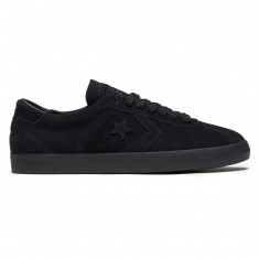Converse Breakpoint Pro Ox Mono Suede Shoes - Black/Black