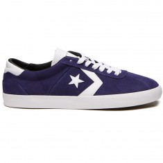 Converse Breakpoint Pro Ox Suede Shoes - Midnight Indigo/White