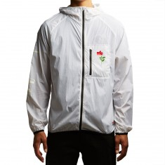 Converse X Chocolate Packable Windbreaker Jacket - White