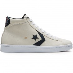 Converse X Al Davis Court Pro Leather Shoes - White