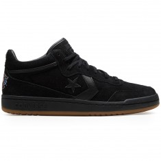 Converse X Al Davis Court Fastbreak Pro Shoes - Black