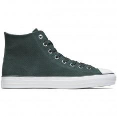 Converse CTAS Pro Hi Shoes - Vintage Green/Egret/White