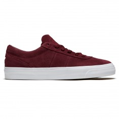 Converse One Star CC Pro Ox Shoes - Deep Bordeaux