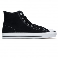 Converse Zoom Air CTAS Pro Hi Shoes - Black/Black/White