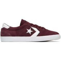 Converse Breakpoint Pro OX Shoes - Deep Bordeaux/Dolphin/White