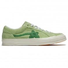Converse X Golf le Fleur Unisex Shoes - Jade Lime