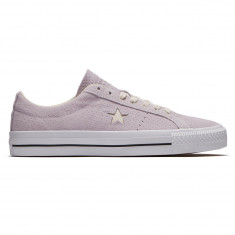 Converse One Star Pro Ox Shoes - Barely Grape/Driftwood/White