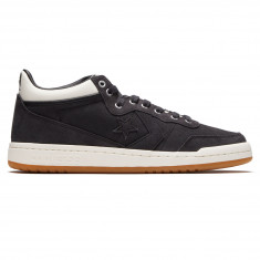 Converse Fastbreak Pro Mid Shoes - Almost Black/Egret/Gum