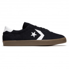 Converse Breakpoint Pro OX Shoes - Black/White/Gum