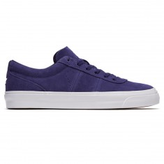 Converse One Star CC Pro Ox Shoes - Japanese Eggplant/White