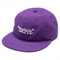 Converse Unstructured 6 Panel Hat - Electric Purple