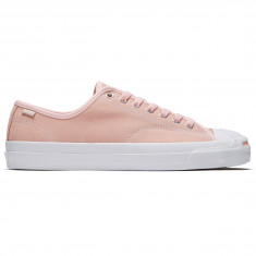 Converse Unisex Jack Purcell Pro Suede Shoes - Storm Pink/White/Gum