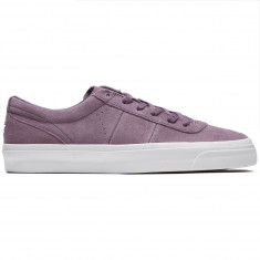 Converse Unisex One Star CC Pro Suede Ox Shoes - Violet Dust/Icon Violet/White