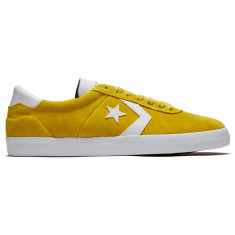 Converse Breakpoint Pro Ox Suede Shoes - Vivid Sulfer/White/Gum