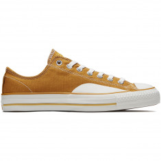 Converse Chuck Taylor All Star Pro Ripstop Ox Shoes - Turmeric Gold/Vintage White/Gum