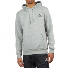 Converse Star Chevron Emb Hoodie - Vintage Grey Heather