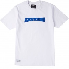 Mighty Healthy Raceway T-Shirt - White
