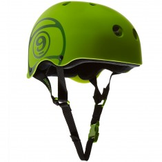 Sector 9 Logic II Brainsaver Helmet - Green