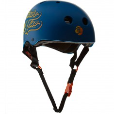 Sector 9 Rally Brainsaver Helmet - Blue