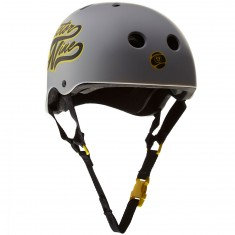 Sector 9 Rally Brainsaver Helmet - Grey